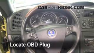 Engine Light Is On: 2003-2007 Saab 9-3 - What to Do