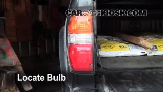Tail Light Change 1995-2004 Toyota Tacoma