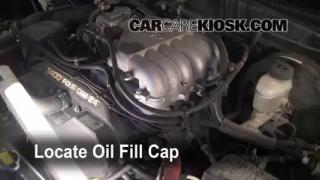 How to Add Oil Toyota Tacoma (1995-2004)