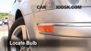 Parking Light Change 1998-2005 Volkswagen Passat