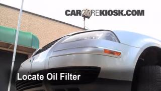 Oil & Filter Change Volkswagen Passat (1998-2005)