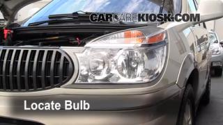 DRL Replacement 2002-2007 Buick Rendezvous