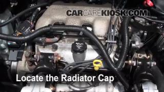 Coolant Flush How-to: Pontiac Aztek (2001-2005)