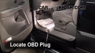 Engine Light Is On: 2002-2006 Chevrolet Avalanche 1500 - What to Do
