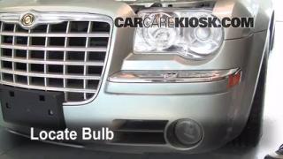 Parking Light Change 2005-2010 Chrysler 300
