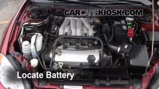 Battery Replacement: 2001-2006 Chrysler Sebring