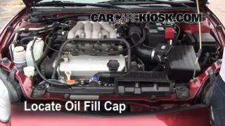 How to Add Oil Chrysler Sebring (2001-2006)