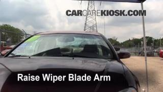 Front Wiper Blade Change Chrysler Sebring (2001-2006)