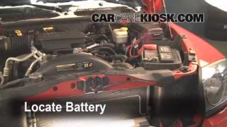 How to Jumpstart a 2005-2011 Dodge Dakota