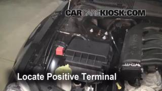How to Jumpstart a 2005-2008 Dodge Magnum
