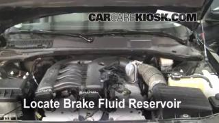 Add Brake Fluid: 2005-2008 Dodge Magnum