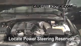 Fix Power Steering Leaks Dodge Magnum (2005-2008)
