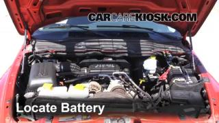 How to Clean Battery Corrosion: 2002-2005 Dodge Ram 1500