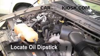 Oil & Filter Change Ford Excursion (2000-2005)