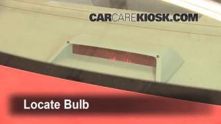 Third Brake Light Bulb Change Mercury Montego (2005-2007)
