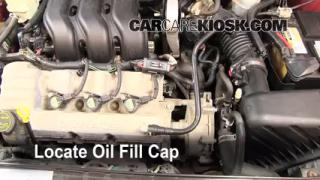 How to Add Oil Ford Five Hundred (2005-2007)