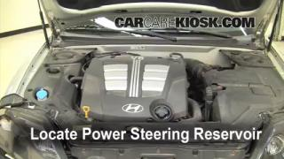 Fix Power Steering Leaks Hyundai Tiburon (2003-2008)