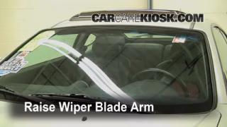 Front Wiper Blade Change Hyundai Tiburon (2003-2008)