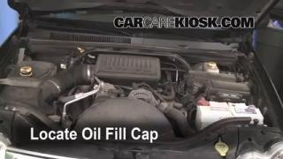 How to Add Oil Jeep Grand Cherokee (2005-2010)