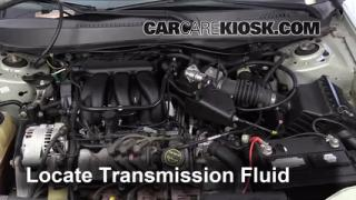 Fix Transmission Fluid Leaks Ford Taurus (2000-2007)