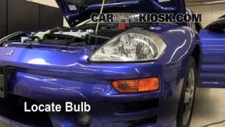 Headlight Change 2000-2005 Mitsubishi Eclipse