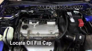 How to Add Oil Mitsubishi Eclipse (2000-2005)