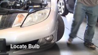Fog Light Replacement 1995-2005 Pontiac Sunfire