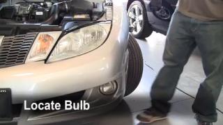 Headlight Change 1995-2005 Pontiac Sunfire