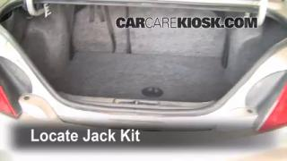 1995-2005 Pontiac Sunfire Jack Up How To