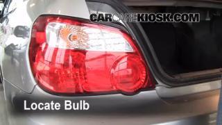 Reverse Light Replacement 2002-2003 Subaru Impreza