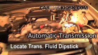 Fix Transmission Fluid Leaks Subaru Impreza (2002-2007)