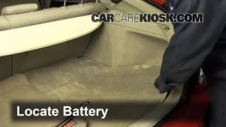 How to Clean Battery Corrosion: 2004-2009 Toyota Prius