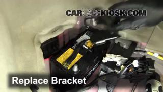 Battery Replacement: 2004-2009 Toyota Prius