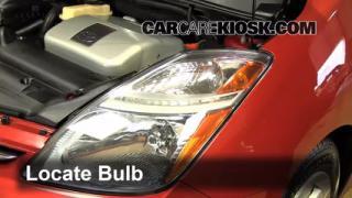 Headlight Change 2004-2009 Toyota Prius