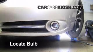 Fog Light Replacement 2006-2011 Buick Lucerne