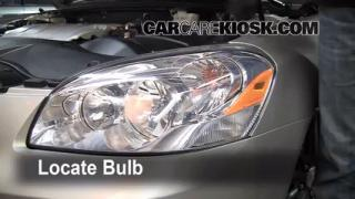 Headlight Change 2006-2011 Buick Lucerne