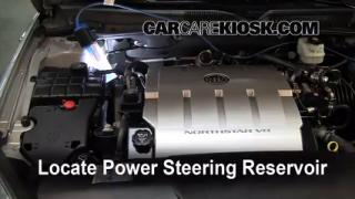 Fix Power Steering Leaks Buick Lucerne (2006-2011)