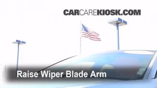 Front Wiper Blade Change Cadillac CTS (2003-2007)