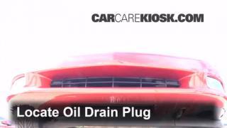 Oil & Filter Change Chevrolet Corvette (2005-2013)