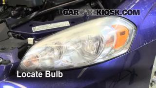 Headlight Change 2006-2007 Chevrolet Monte Carlo