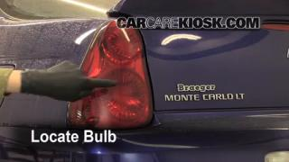 Brake Light Change 2006-2007 Chevrolet Monte Carlo