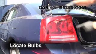 Tail Light Change 2006-2010 Dodge Charger