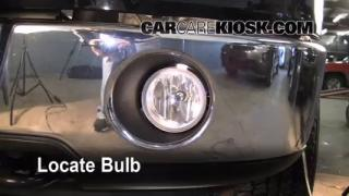 Fog Light Replacement 2004-2008 Ford F-150
