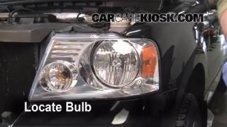Parking Light Change 2004-2008 Ford F-150