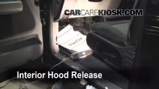 Open Hood How To 2004-2008 Ford F-150