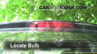 Third Brake Light Bulb Change Ford Focus (2005-2007)
