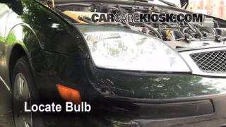 Headlight Change 2005-2007 Ford Focus
