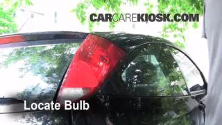 Brake Light Change 2005-2007 Ford Focus