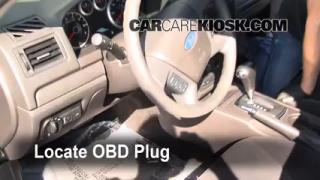 Engine Light Is On: 2006-2009 Ford Fusion - What to Do
