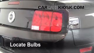 Brake Light Change 2005-2009 Ford Mustang